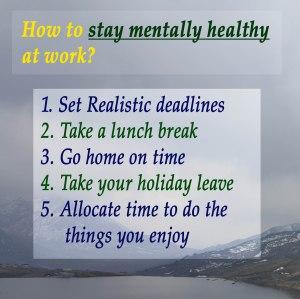 World mental health day 1